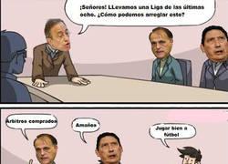 Enlace a Confidencial MARCA: la reunión de Florentino con Tebas