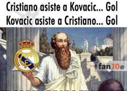 Enlace a El partido del Real Madrid frente a la Real