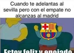 Enlace a Al menos adelantaron al Sevilla
