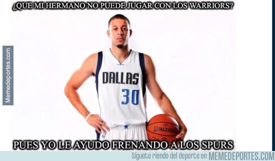 944167 - Partidazo de Seth Curry contra los Spurs