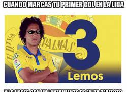 Enlace a Mauricio Lemos, efectividad 100%