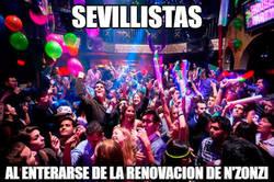 Enlace a Buenas noticias para el Sevilla