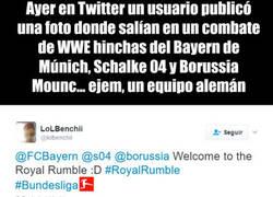 Enlace a El tremendo zasca del Bayer Leverkusen a un fan de la Juventus muy bocazas