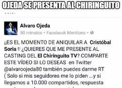 Enlace a Por favor, tenemos que evitar que el deseo de Álvaro Ojeda se acabe cumpliendo
