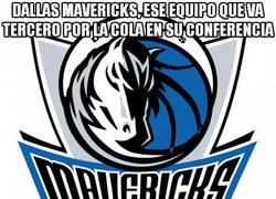 Enlace a La gran lógica del Dallas Mavericks