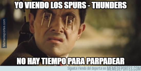944579 - Yo viendo los Spurs - Thunders