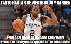 Enlace a Tanto hablar de Westbrook y Harden...
