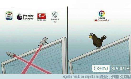 944605 - La Liga vs las demás ligas