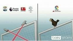 Enlace a La Liga vs las demás ligas