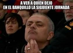Enlace a Mourinho tras su partido contra el Hull