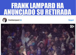Enlace a Ésta es la carta de despedida que deja Frank Lampard tras retirarse del mundo del fútbol