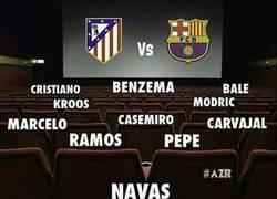 Enlace a ¡Se filtra la alienación del partido de vuelta de Copa en el Camp Nou!