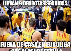 Enlace a El Barça de Baloncesto suma y sigue fuera de casa