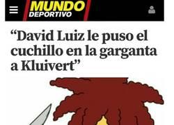 Enlace a Actor secundario David Luiz