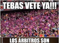 Enlace a Los aficionados del Barça están perdidos...
