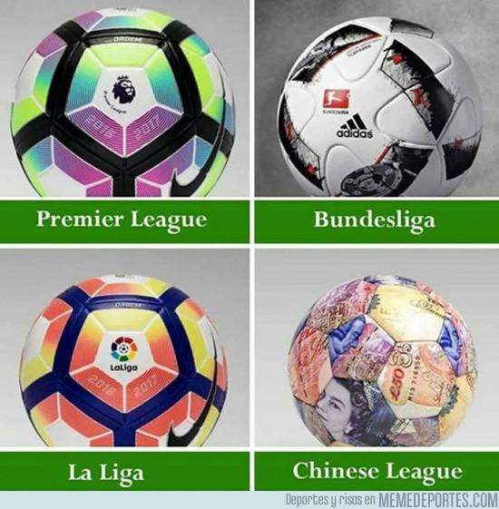 945560 - El fútbol chino es especial y su balón así lo demuestra