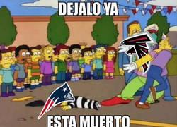 Enlace a ¡Déjalo ya Falcons!
