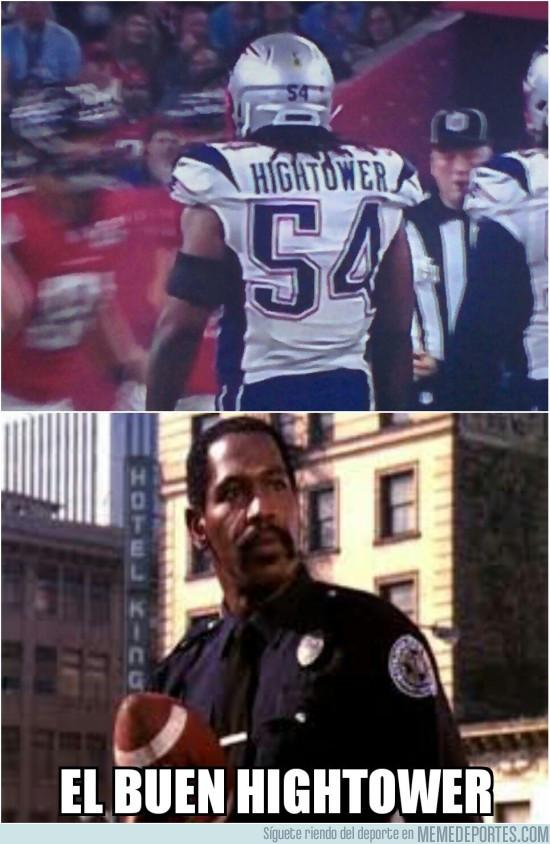 945731 - El buen Hightower fue a la Academia de Policía