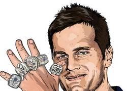 Enlace a Brady, el verdadero señor de los anillos