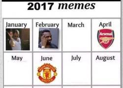 Enlace a Calendario de Memes en lo que va del año