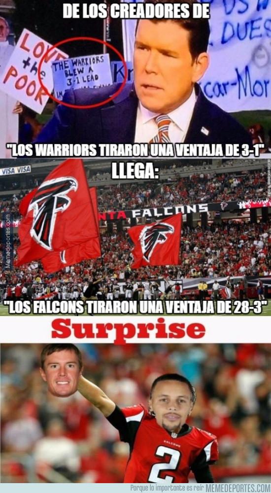 945976 - El meme pasa a ser propiedad de los Falcons