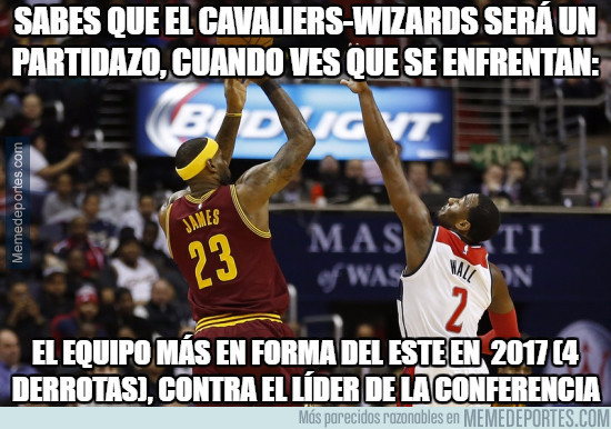 946028 - Cavaliers-Wizards, partidazo