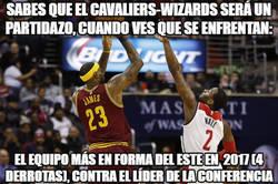 Enlace a Cavaliers-Wizards, partidazo