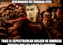 Enlace a Granada tiene nuevo héroe