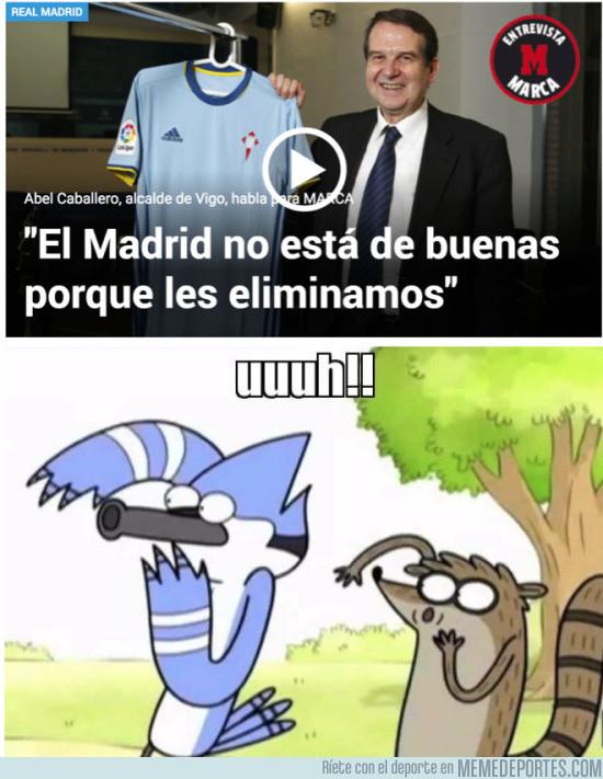 946058 - Tremendo zasca del alcalde de Vigo al Real Madrid