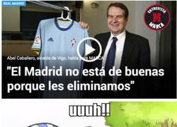 Enlace a Tremendo zasca del alcalde de Vigo al Real Madrid