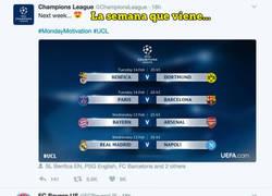 Enlace a Bayern de Munich y Bayer Leverkusen destrozan a un fan del ManUnited en Twitter
