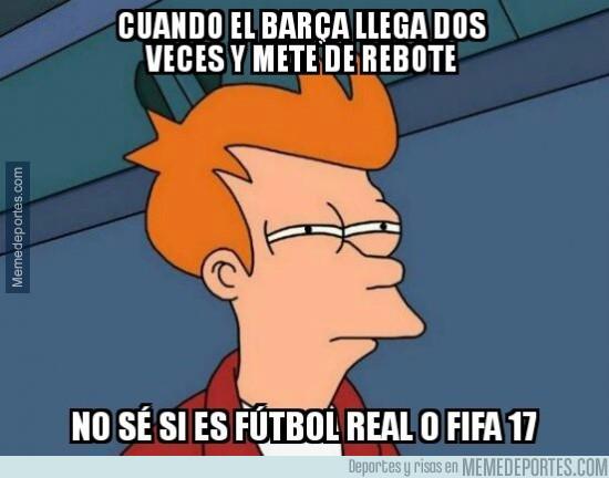 946205 - Típico del buen FIFA