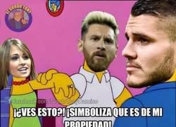 Enlace a Messi deja las cosas claras ante la posible convocatoria de Icardi en Argentina