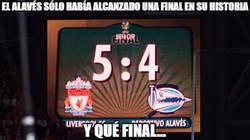 Enlace a El Alavés sólo había alcanzado una final en su historia