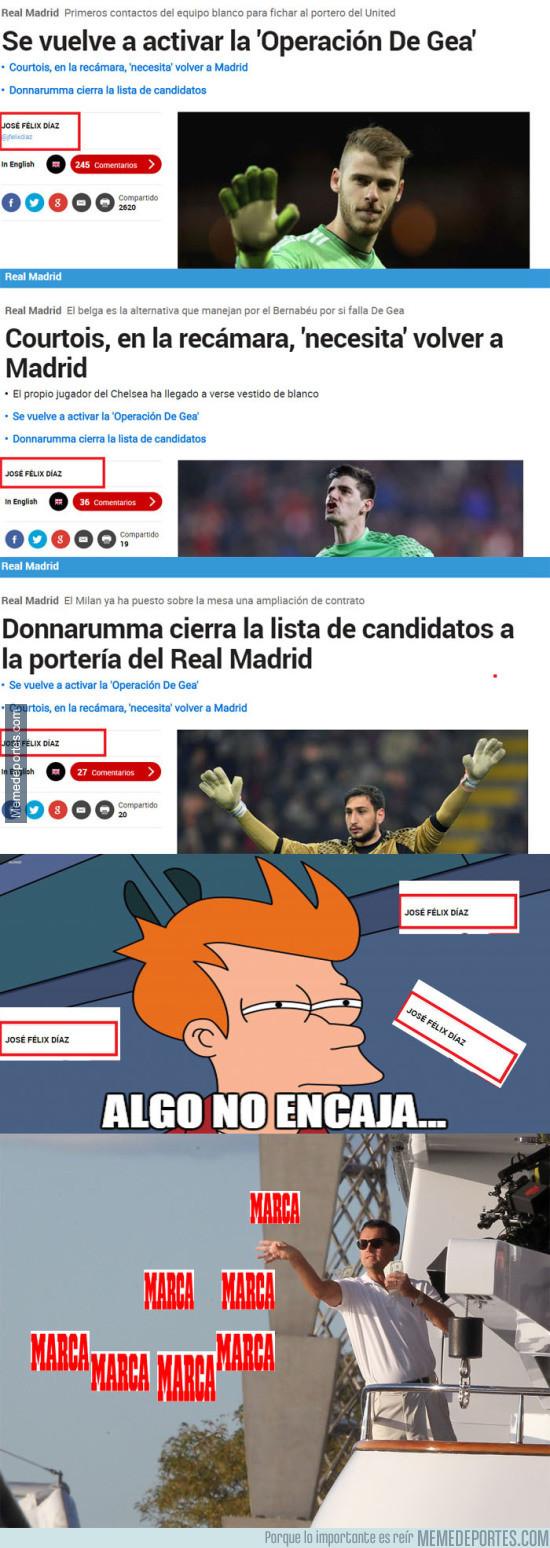 946719 - Hay algo raro en los rumores de fichajes del Real Madrid