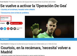 Enlace a Hay algo raro en los rumores de fichajes del Real Madrid
