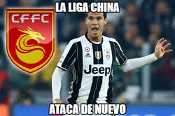 Enlace a La Juve hace oficial la marcha de Hernanes a la liga china