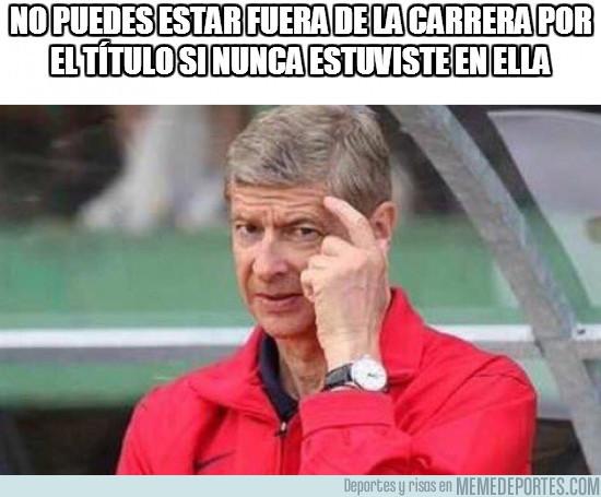 946882 - Wenger lo tiene claro