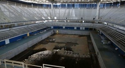 946932 - El lamentable estado de las instalaciones de Río 2016 sólo medio año después de los Juegos Olím