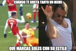 Enlace a Mientras tanto, Alexis Sánchez...
