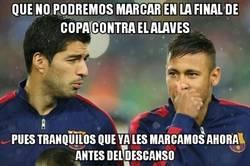 Enlace a Neymar y Suárez quieren marcarles a toda costa
