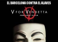 Enlace a Brutal venganza del Barça y sin piedad