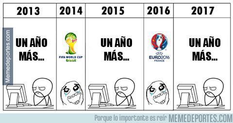 947437 - Los futboleros ya esperamos a 2018...