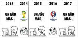 Enlace a Los futboleros ya esperamos a 2018...