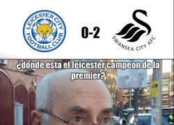Enlace a ¿Qué le pasa al Leicester?