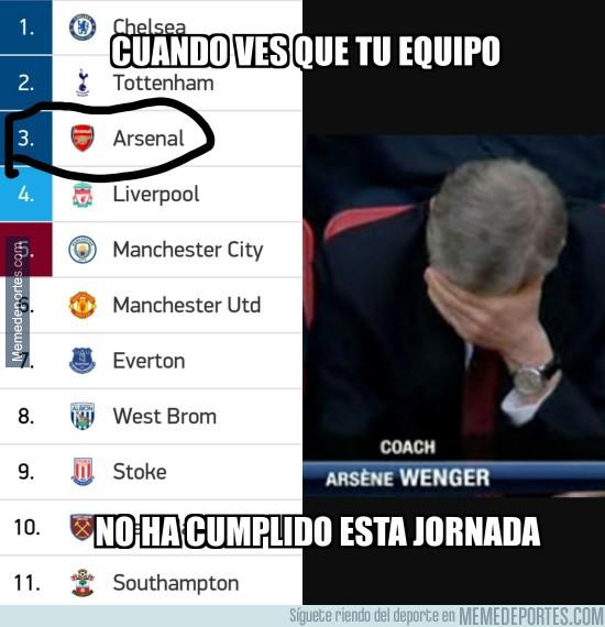 947503 - Así no Wenger, ASÍ NO
