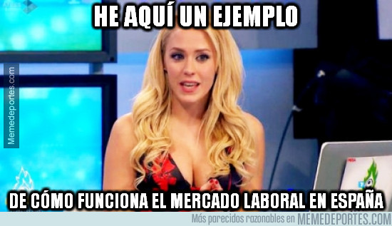 947678 - Polémica por la elección de la explosiva sustituta de Irene Junquera en 'El Chiringuito'