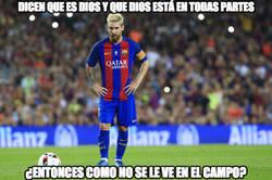 Enlace a ¿Y Messi? ¿Dónde está?