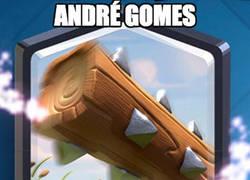 Enlace a André Gomes en todo el partido