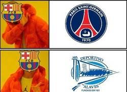 Enlace a La Champions no es LaLiga...